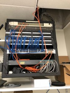 Chicago Structured Cabling Installation O2