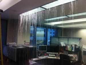 Fixing Phone Systems in Chicago Due To Water Damage